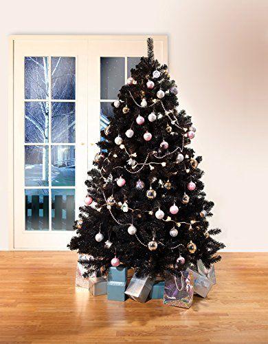 premium quality luxury artificial christmas tree black colorado fir 65 ft tall 195cm - Amazon Christmas Trees