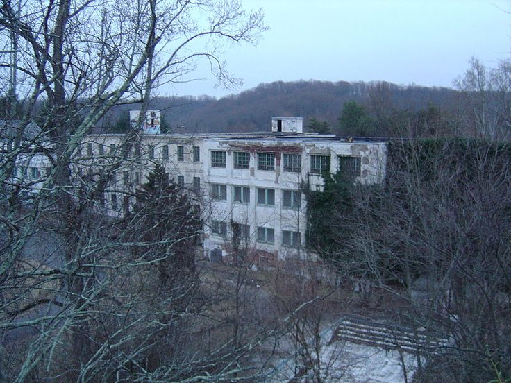 Henryton State Hospital in Marriotsville, Maryland  - opened in 1922 as a Sanitorium for Tuberculosis patients, abandoned by 1985  - voices and phantom footsteps are heard throughout  - people report intense feelings of unease, being unwanted, and of being watched
