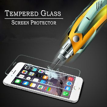 >> Click to Buy << Screen Protector For iPhone 4 4S 5 5S 5C SE 6 6S 7 Plus Tempered Glass For iPhone 5S Screen Protector Film case capa capas para #Affiliate
