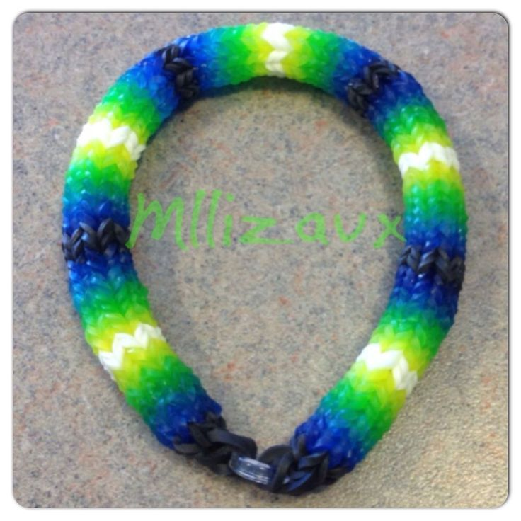 1502 best images about Rainbow Loom Obsession on Pinterest ...