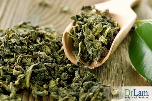 Green tea advantages can take place in different parts of the body.