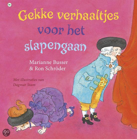 Gekke verhaaltjes voor het slapengaan, Ron Schröder  Boeken...