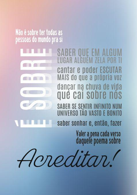 Quer imprimir este poster?  Me envie um email solicitando a versão para impressão: jack@oito2comunicacao.com.br  Ana Vilela, Trem Bala