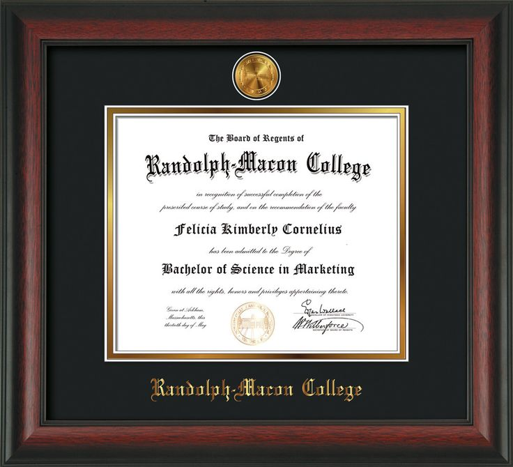 10 best frames images on pinterest diploma frame graduation ideas randolph macon college diploma frame rosewood wrmc seal black solutioingenieria Image collections