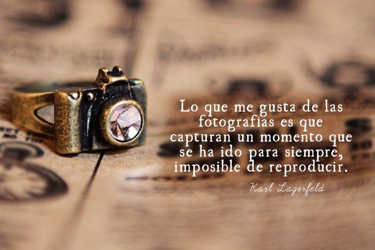 Fotografiar cosas también me inspira (: