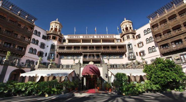 泊ってみたいホテル・HOTEL|スペイン・カナリア諸島>ラスパルマス・デ・グランカナリア>プエルト・デラ・ルス・マリーナまで徒歩10分>サンタ カタリナ(Santa Catalina)
