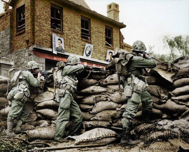 Цветная корейская война (16)