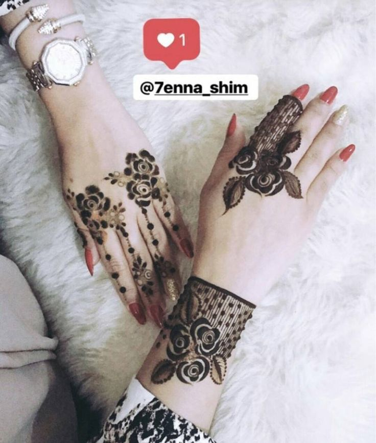 "1,553 Likes, 14 Comments - Beauty (@mazarin_design) on Instagram: "".الله یسعدمن حط لایک اكتب شی تؤجر علیه . . شرایکم بالنقش. @7enna_shim اول حساب اماراتي يهتم…"""