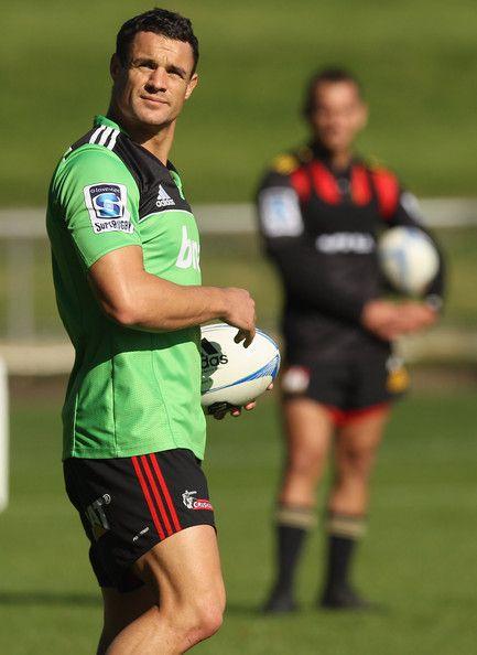 Dan Carter Photo - New Zealand All Blacks Training Camp  http://footyboys.com