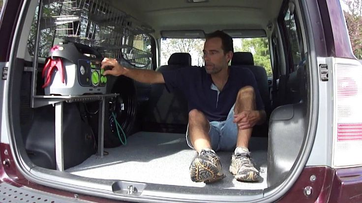 Diy Car Camper Camping Conversion Scion Xb Van Rv Rv