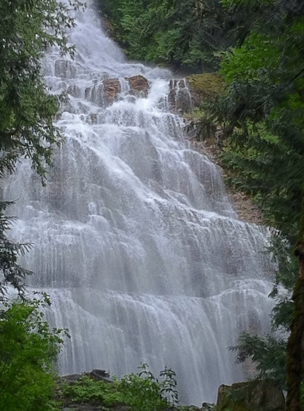 Bridal Falls, British Columbia, Canada #GILOVEBC