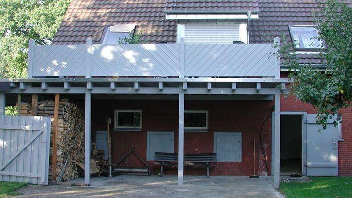 Carport Als Balkon Google Suche Balkon Carport Terrasse