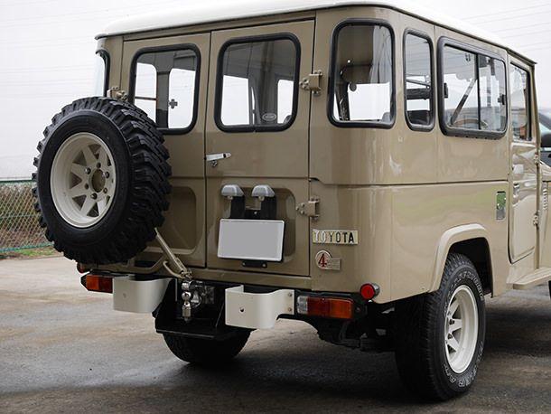 #landcruiser #40 #ランクル #toyota #コーティング #car