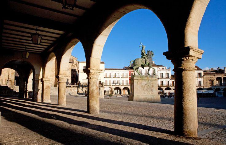 Trujillo.- Un viaje en imágenes por pueblos encantadores donde el tiempo se detuvo en el medievo