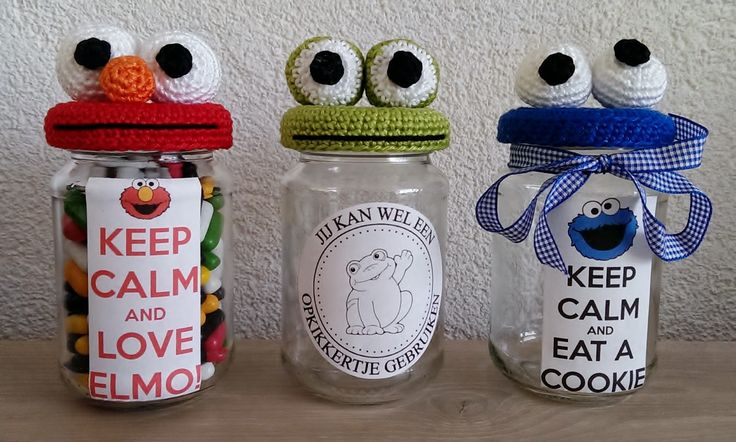 CreaTinie: Twee bestellingen en Sesamstraat leeft op... http://handcraftpinterest.blogspot.com/
