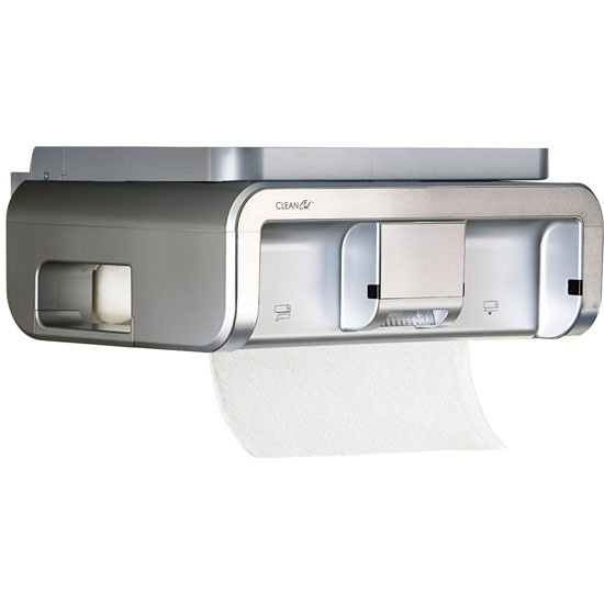 Automatic paper towel dispenser kitchens kitchen stuff for Automatic paper towel