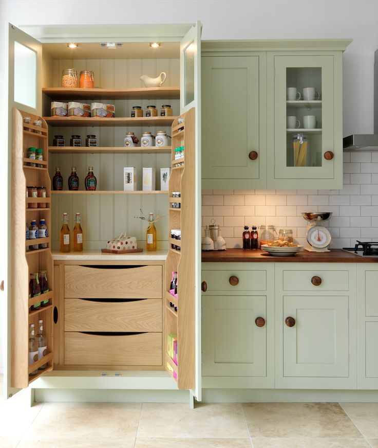 Kitchen Pantry Lighting: 1000+ Ideas About Oak Cabinet Kitchen On Pinterest