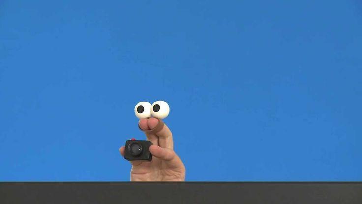 Vervolg: theater met je handen, met 2 ogen  kan je al veel doen!