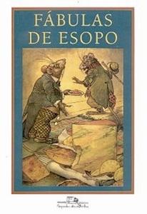 Fábulas de Esopo - edição brasileira