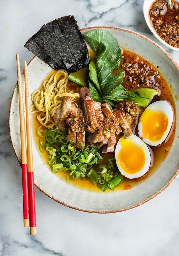 Duck Ramen | 29 Soups So Good They'll Make You Want To Stay In And Cook