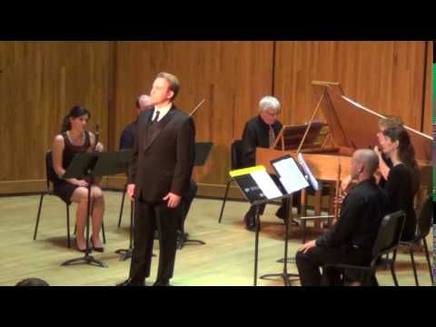 Gene Stenger, tenor singing from Judas Maccabeus in the 2017 Handel Aria Competition - YouTube