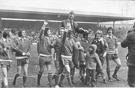 Charlton's Champions in 1974