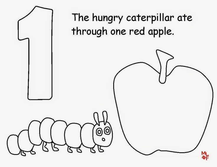 Unique The Very Hungry Caterpillar Coloring Book 79 Read me a book