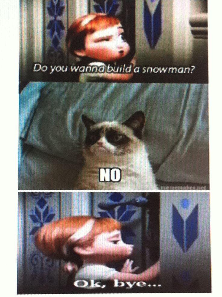 Funny Memes For Frozen : Frozen funny disney pinterest grumpy