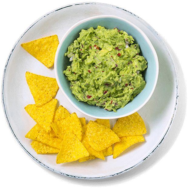 Verden beste guacamole -