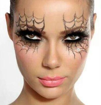 maquillaje para halloween buscar con google