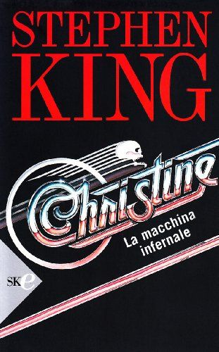christine stephen king book - photo #6