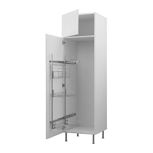 AKURUM High Cab Pull Out Interior Fittings IKEA For Cleaning Products Makes The Contents Easy To View And Access
