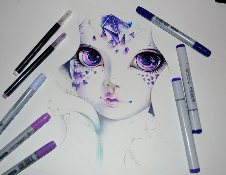 Lady Amethyst by Lighane on DeviantArt