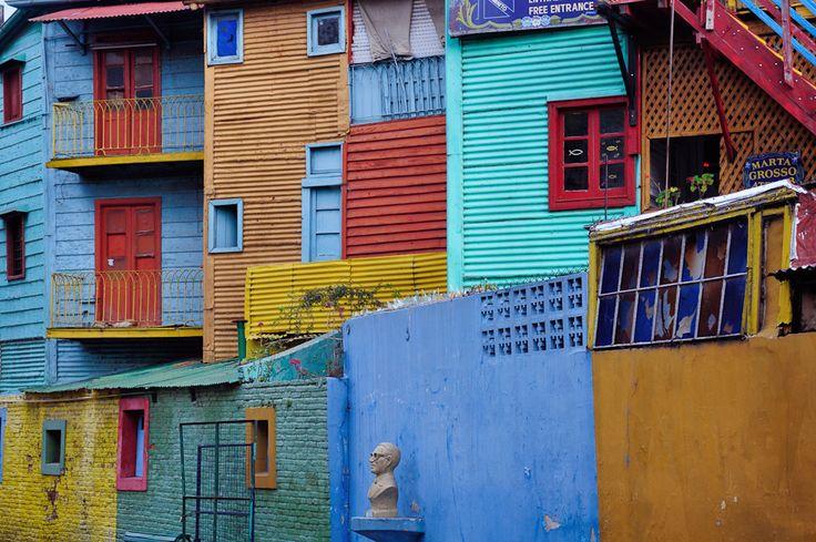 Caminito, Buenos Aires | Argentina | 2015 | http://www.honza-libor.cz/patagonie-2015/