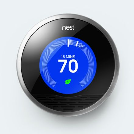 It's not a small feat to make a thermostat this engaging and user-friendly.