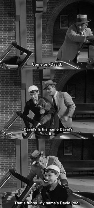 Sabrina (1954) with Audrey Hepburn