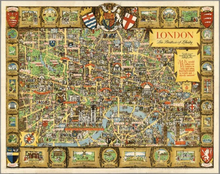 22 best antique world map art poster print images on pinterest the wonderground underground map of london town by macdonald gill 1914 wwi era pictorial map find this pin and more on antique world map art poster print gumiabroncs Gallery