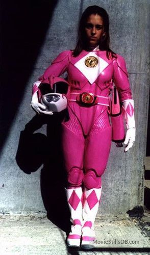 Mighty Morphin Power Rangers: Pink