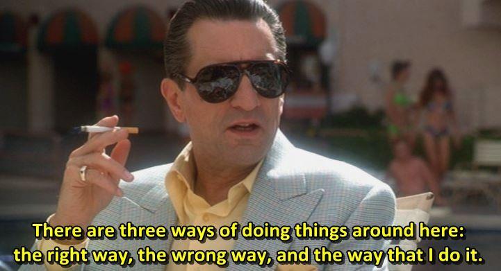 Movie Casino Quotes