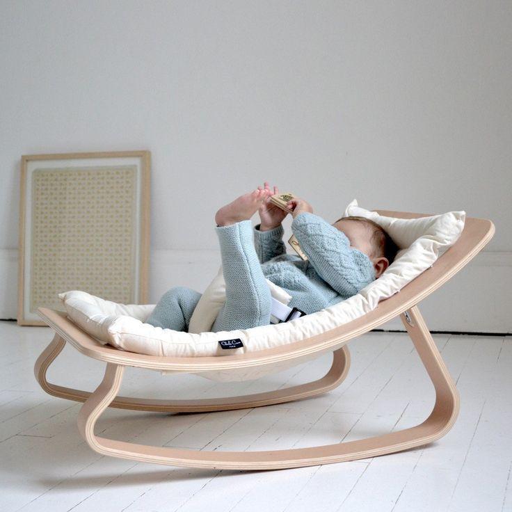 Charlie Crane Levo Babywippe Gentle White Online Kaufen Babywippe Wippen Babywippe Holz