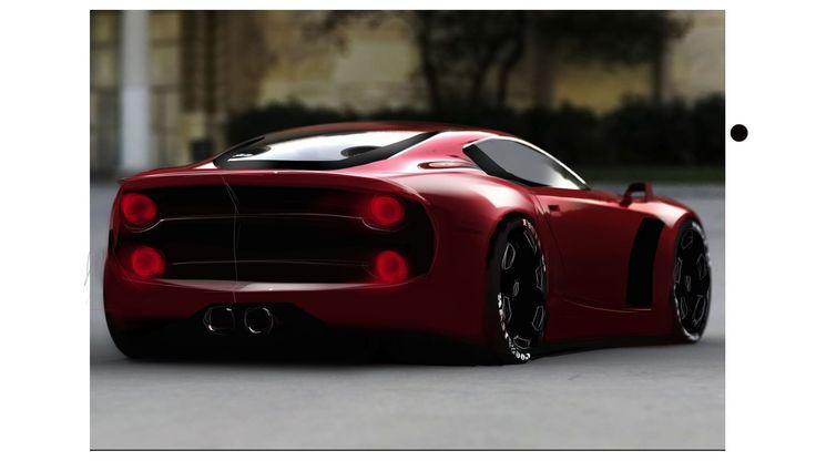 rear render