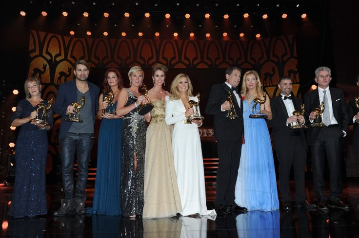 Grazia Migliosini, David Garrett, Andrea Berg, Kamilla Senjo, Mareile ...