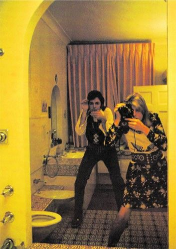 BONA DRAG LEADING LADY: Linda McCartney
