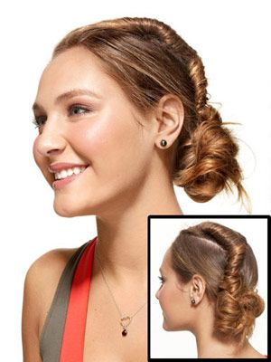 Awe Inspiring 17 Best Images About Banquet Hairstyles On Pinterest Medium Hairstyles For Men Maxibearus