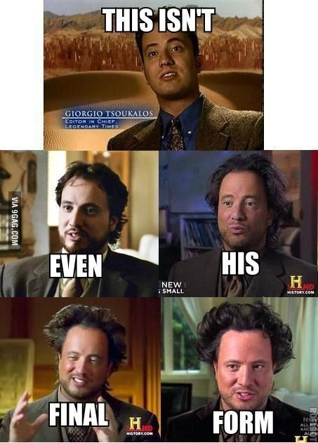 """Aliens"" - LOL * The crazier his hair gets the hotter he is IMO"