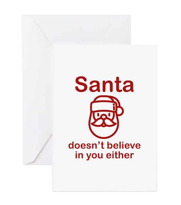 10+ Hilariously Rude Christmas Cards For People With A Twisted Sense Of Humour | Bored Panda