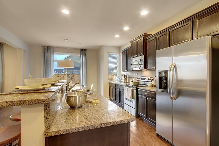 Granite Home Kitchen Designs