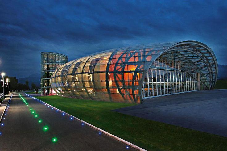 Hangar 7, Red Bull Hangar, Salzburg, AUSTRIA