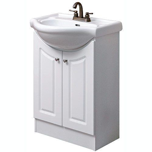 Meuble-lavabo 2 portes 87