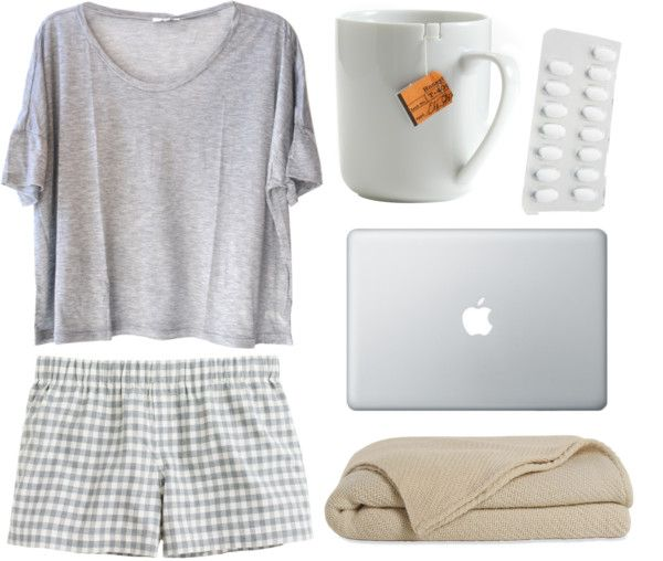 """sick day"" by guaiva ❤ liked on Polyvore"